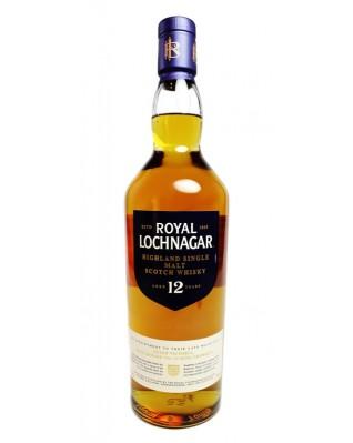 Royal Lochnagar 12 Year Old, Distillery Bottled