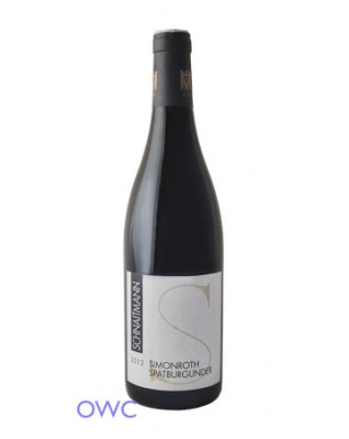 Schnaitmann Simonroth Pinot Noir, Württemburg