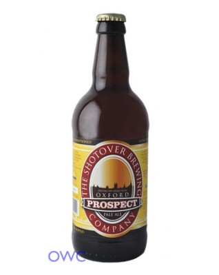 Case of 12 x Shotover Prospect Pale Ale