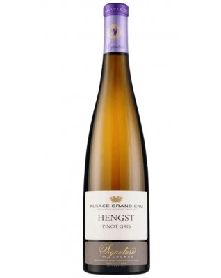 Signature De Colmar Pinot Gris, Alsace Grand Cru Hengst