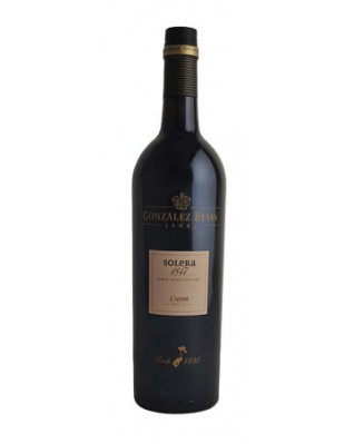 Gonzalez Byass, Solera 1847 Dulce Cream Sherry