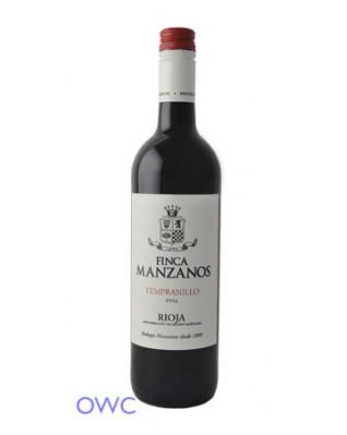 Finca Manzanos Rioja Tempranillo