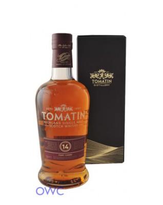 Tomatin 14 Year Old, Distillery Bottled