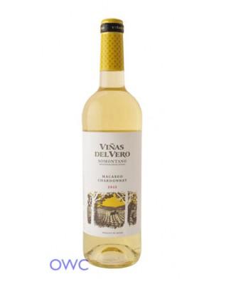 Viñas del Vero Chardonnay Macabeo, Somontano