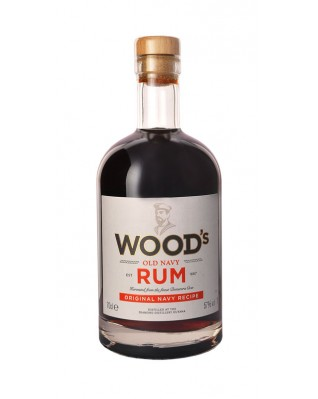 Woods 100 Rum, Guyana